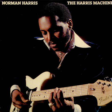 Norman Harris - The Harris Machine