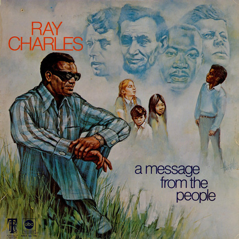 Ray Charles - A Message From The People