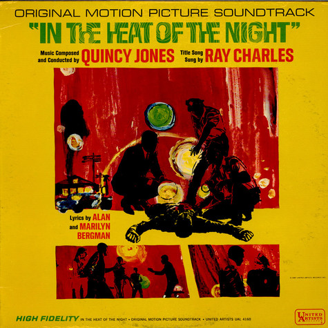 Quincy Jones - OST In The Heat Of The Night