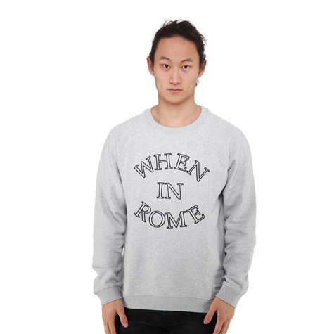 A Question Of - When In Rome Sweater