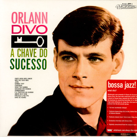 Orlann Divo - A Chave Do Sucesso