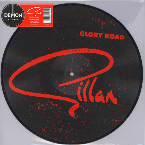 Gillan - Glory Road Picture Disc