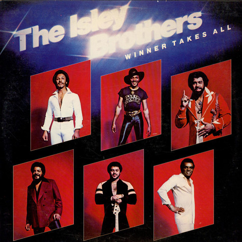 The Isley Brothers   - Winner Takes All