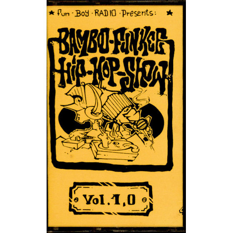 DJ Harry Dee - Bamboo Funkee Hip Hop Show Volume 1