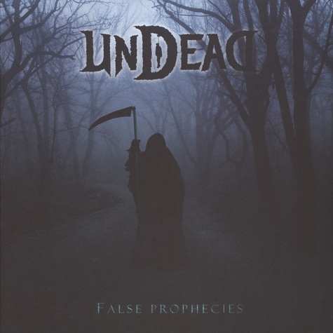 Undead - False Prophecies Black Vinyl Edition