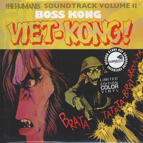 Boss Kong - The Humans Soundtrack Volume 2