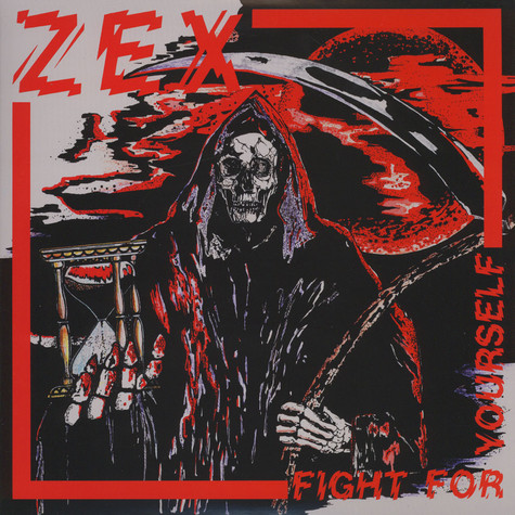 Zex - Fight For Yourself Black Vinyl Edition