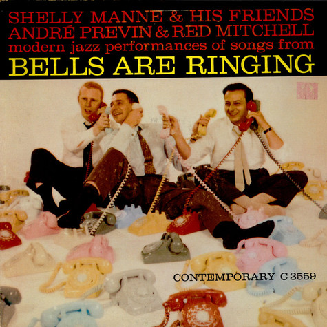 Shelly Manne & His Friends, André Previn & Red Mitchell - Bells Are Ringing