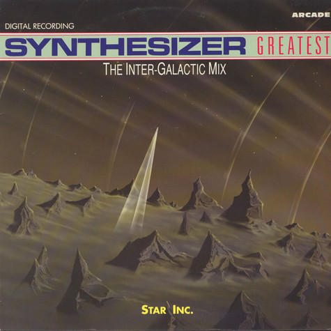 Star Inc. - Synthesizer Greatest - The Inter-Galactic Mix