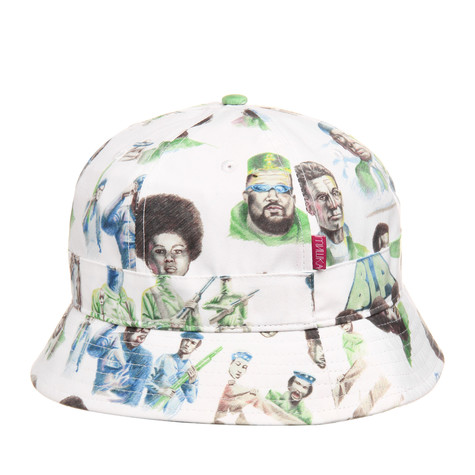 Mishka x SSUR*PLUS - Radicals Tennis Bucket Hat