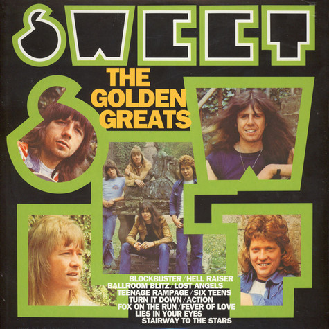 Sweet - Sweet's Golden Greats