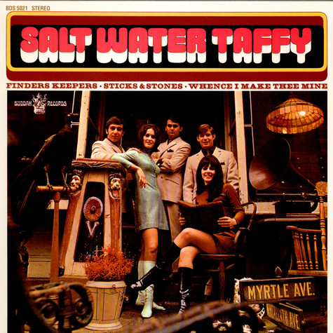 Salt Water Taffy - Finders Keepers