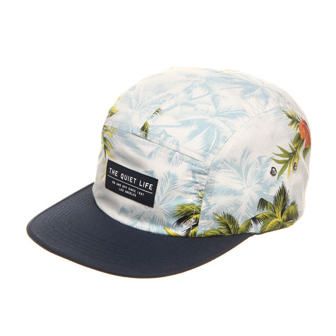 The Quiet Life - Hawaiian 5-Panel Cap