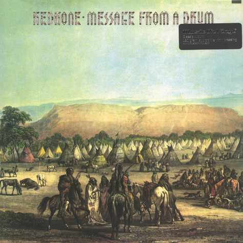 Redbone - Message From A Drum