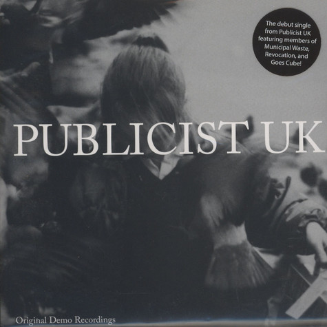 Publicist UK - Original Demo Recordings