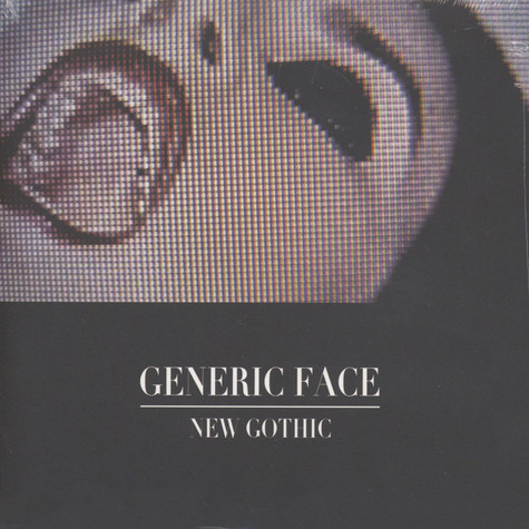 Generic Face - New Gothic
