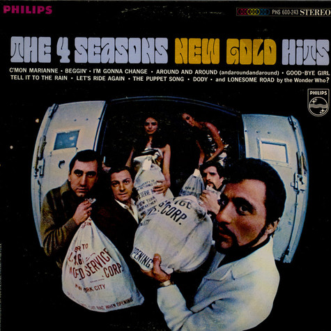 Four Seasons, The - New Gold Hits