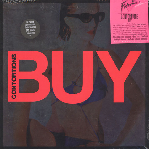 Contortions - Buy Jazz Static Edition