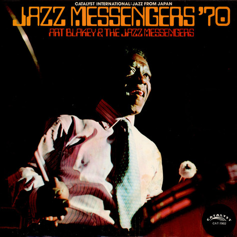 Art Blakey & The Jazz Messengers - Jazz Messengers '70