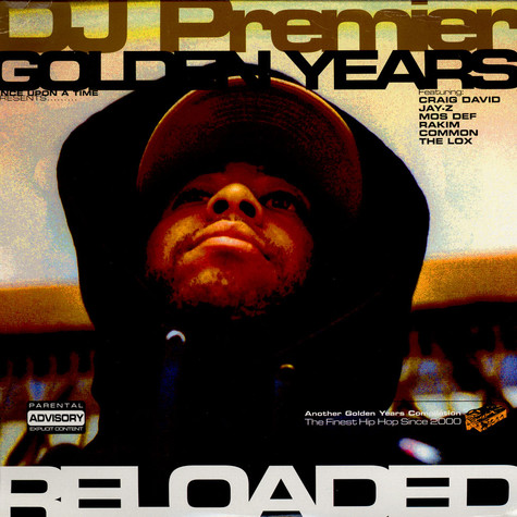 DJ Premier - Once Upon A Time Presents......... Golden Years Reloaded