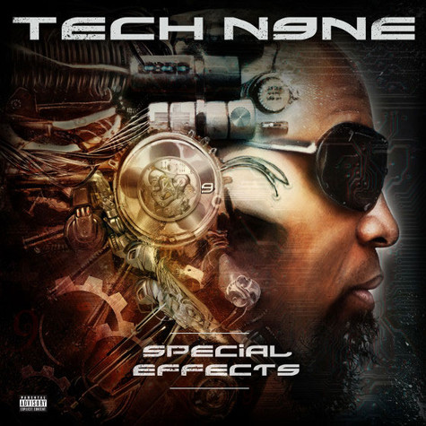 Tech N9ne - Special Effects Limited Edition