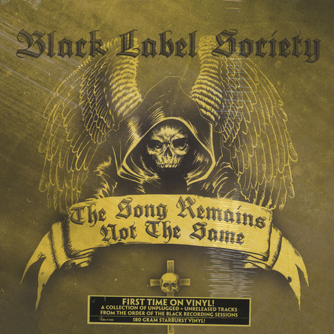 Black Label Society - Song Remains Not The Same