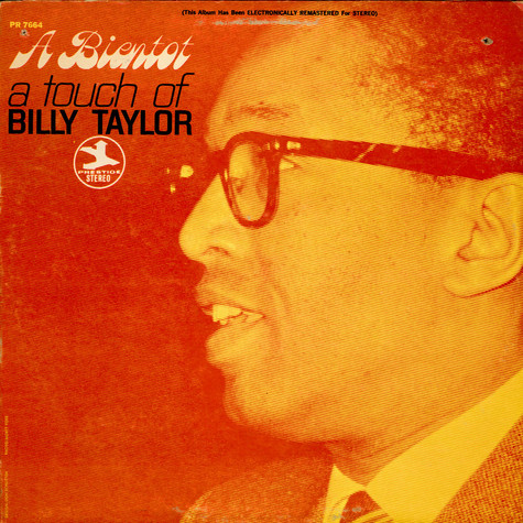 Billy Taylor - A Touch Of Taylor