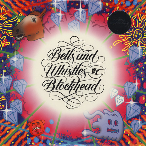 Blockhead - Bells and Whistles Black Vinyl Edition