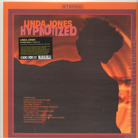 Linda Jones - Hypnotized