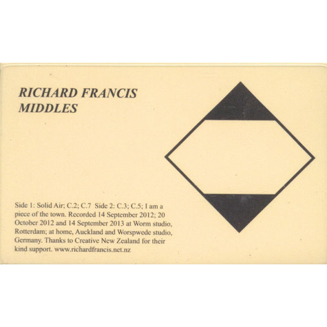 Richard Francis - Talking Machines