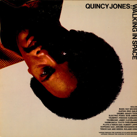 Quincy Jones - Walking In Space