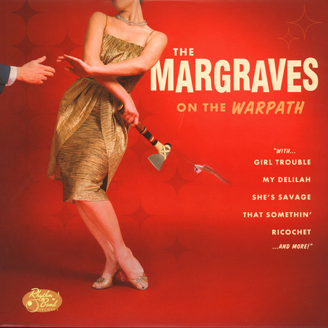 Margraves, The - On The Warpath