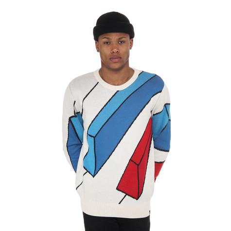 Parra - Rejected Piano Knitted Sweater