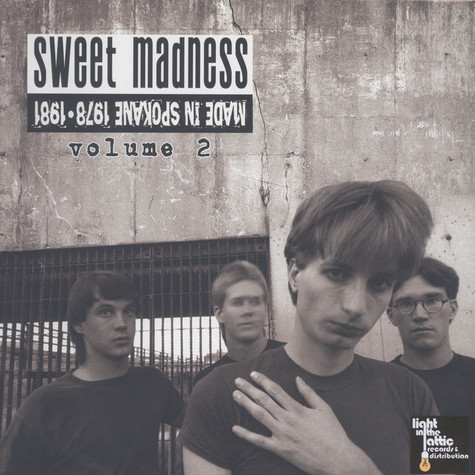 Sweet Madness - Made In Spokane 1978-1981 Volume 2