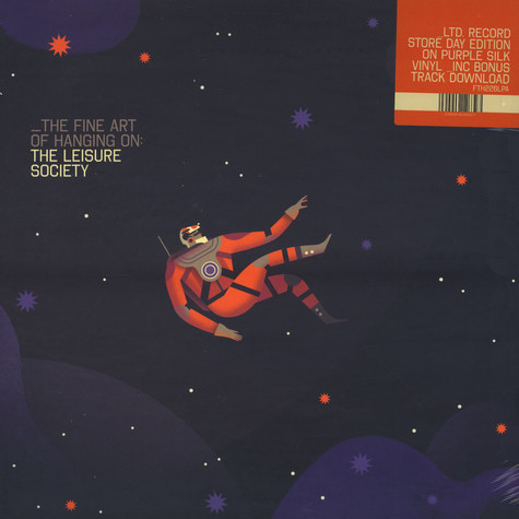 Leisure Society, The - The Fine Art Of Hanging On