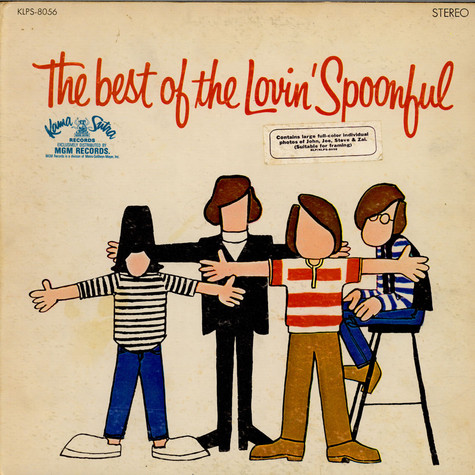 Lovin' Spoonful, The - The Best Of The Lovin' Spoonful