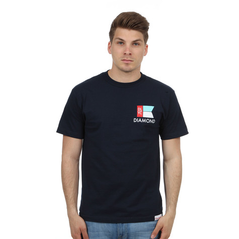 Diamond Supply Co. - Yacht Flag T-Shirt
