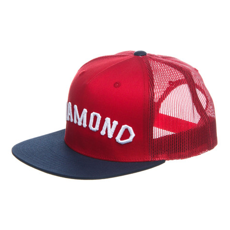 Diamond Supply Co. - Diamond Arch Snapback Cap