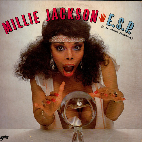 Millie Jackson - E.S.P. (Extra Sexual Persuasion)