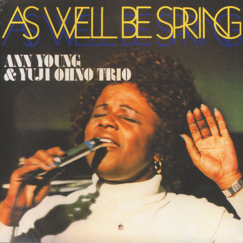Ann Young - As Well Be Spring