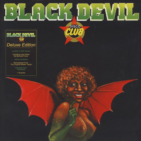 Black Devil - Disco Club Black Vinyl Edition