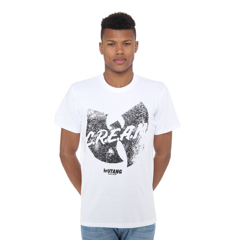 Wu-Tang Clan - Logo Distress T-Shirt