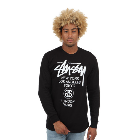 Stüssy - World Tour Longsleeve