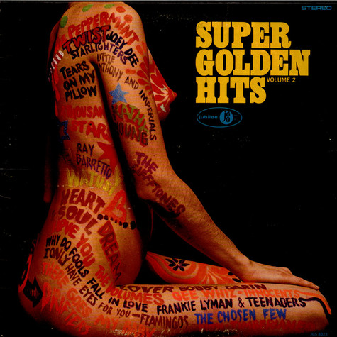 V.A. - Super Golden Hits Volume. 2