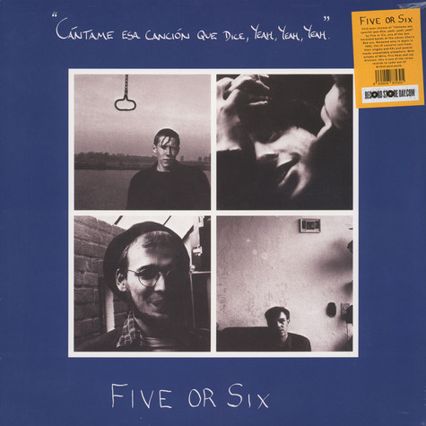 Five Or Six - Cantame Esa Cancion Que Dice, Yeah, Yeah, Yeah