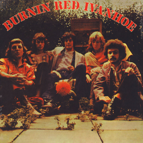 Burnin Red Ivanhoe - Burning Red Ivanhoe Sand Colored Vinyl Edition