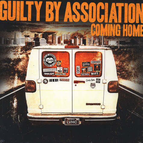 Gulty By Association - Coming Home