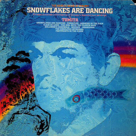 Tomita, Claude Debussy - Snowflakes Are Dancing