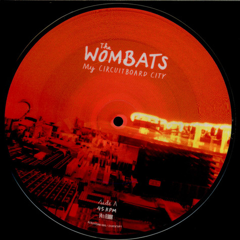 Wombats, The - My Circuitboard City