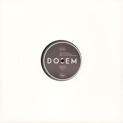 Dosem - City Cuts Remixes Part 1